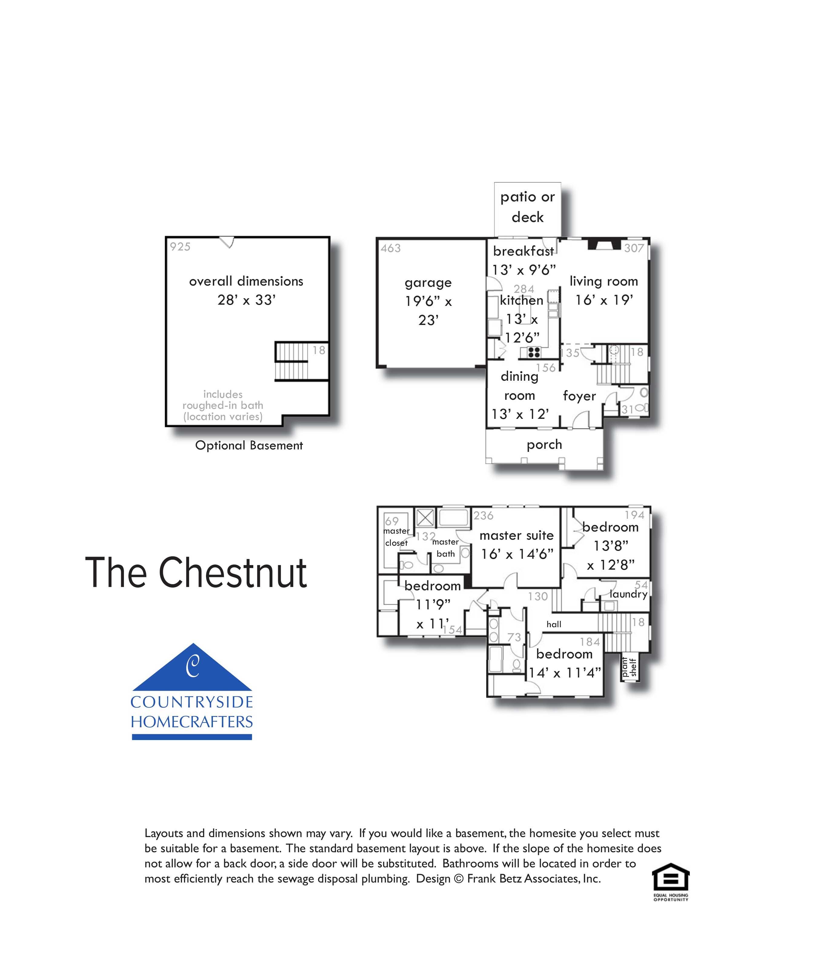 The Chestnut Springs