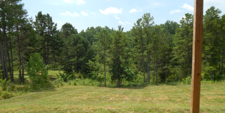 252 Oak Spring Ln (Jade) back yard