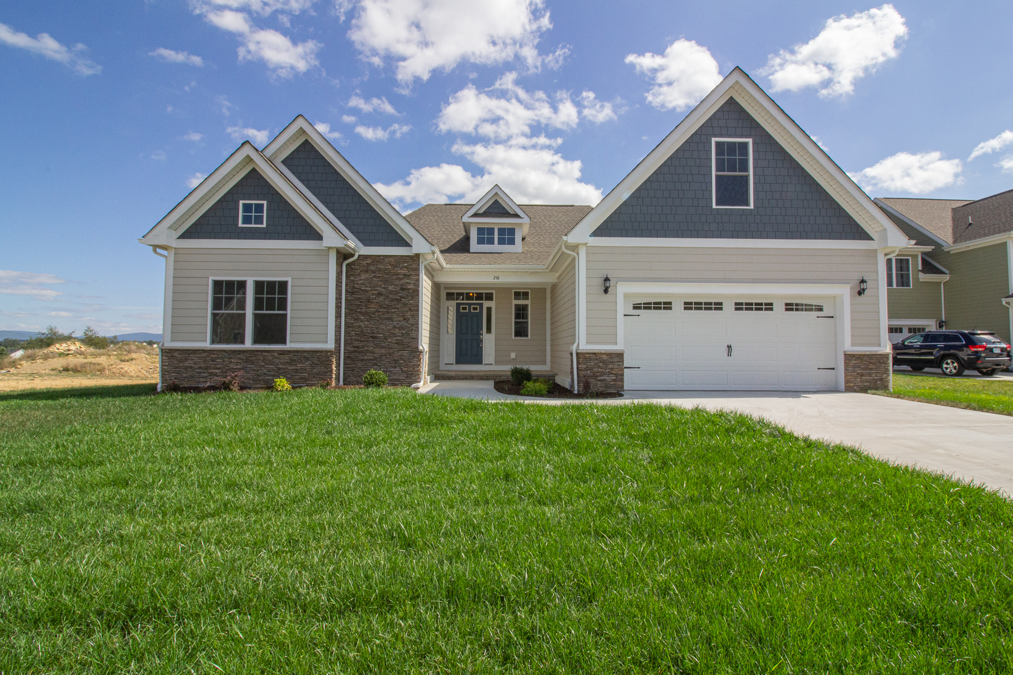 Brand New Home in Fishersville