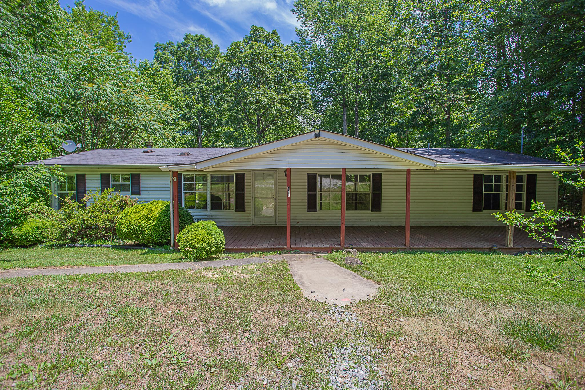 Home for Sale in Amherst County,  128 Tiffany Lane