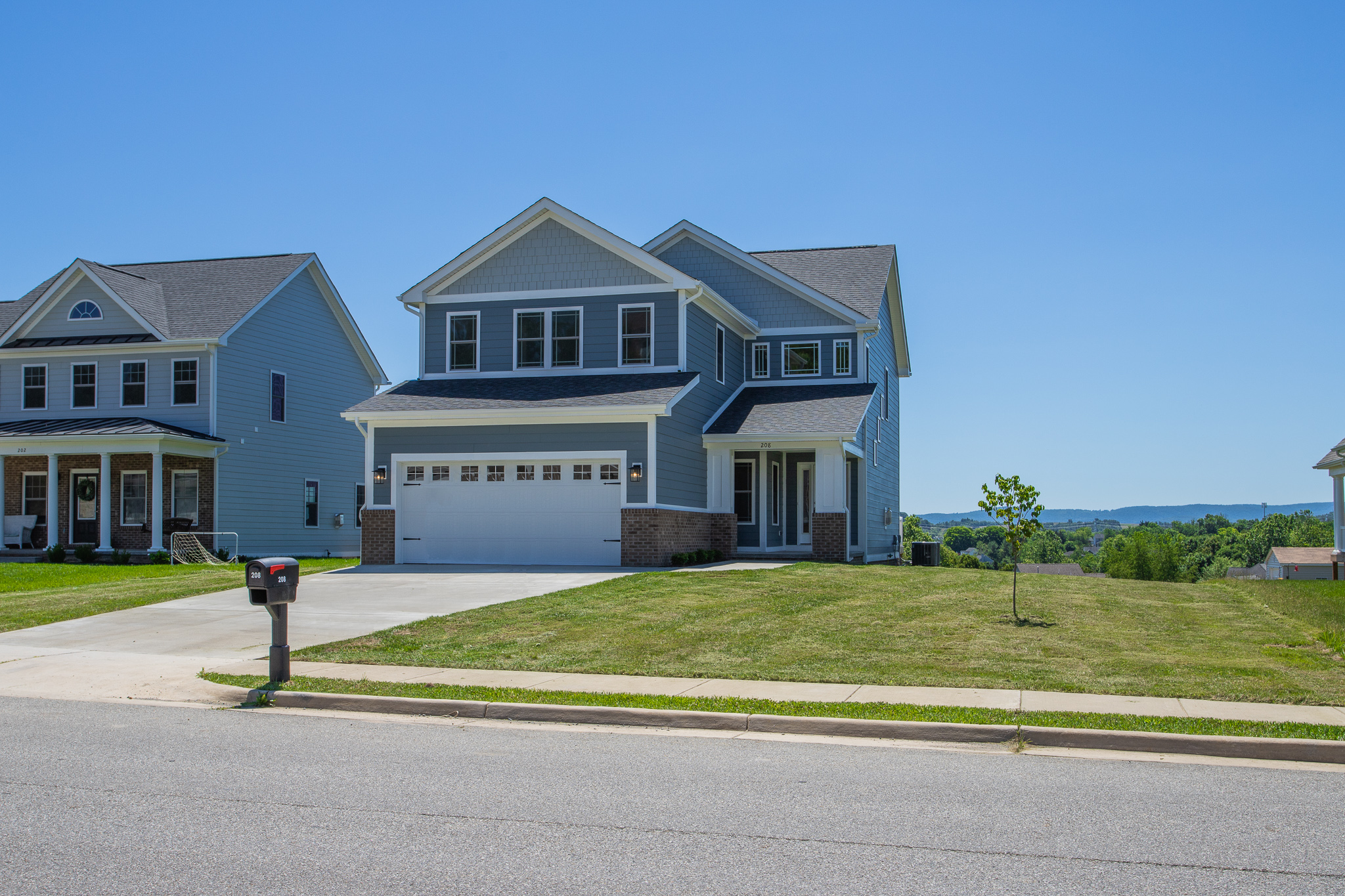 Brand New Home in Fishersville, 208 Windsor Drive