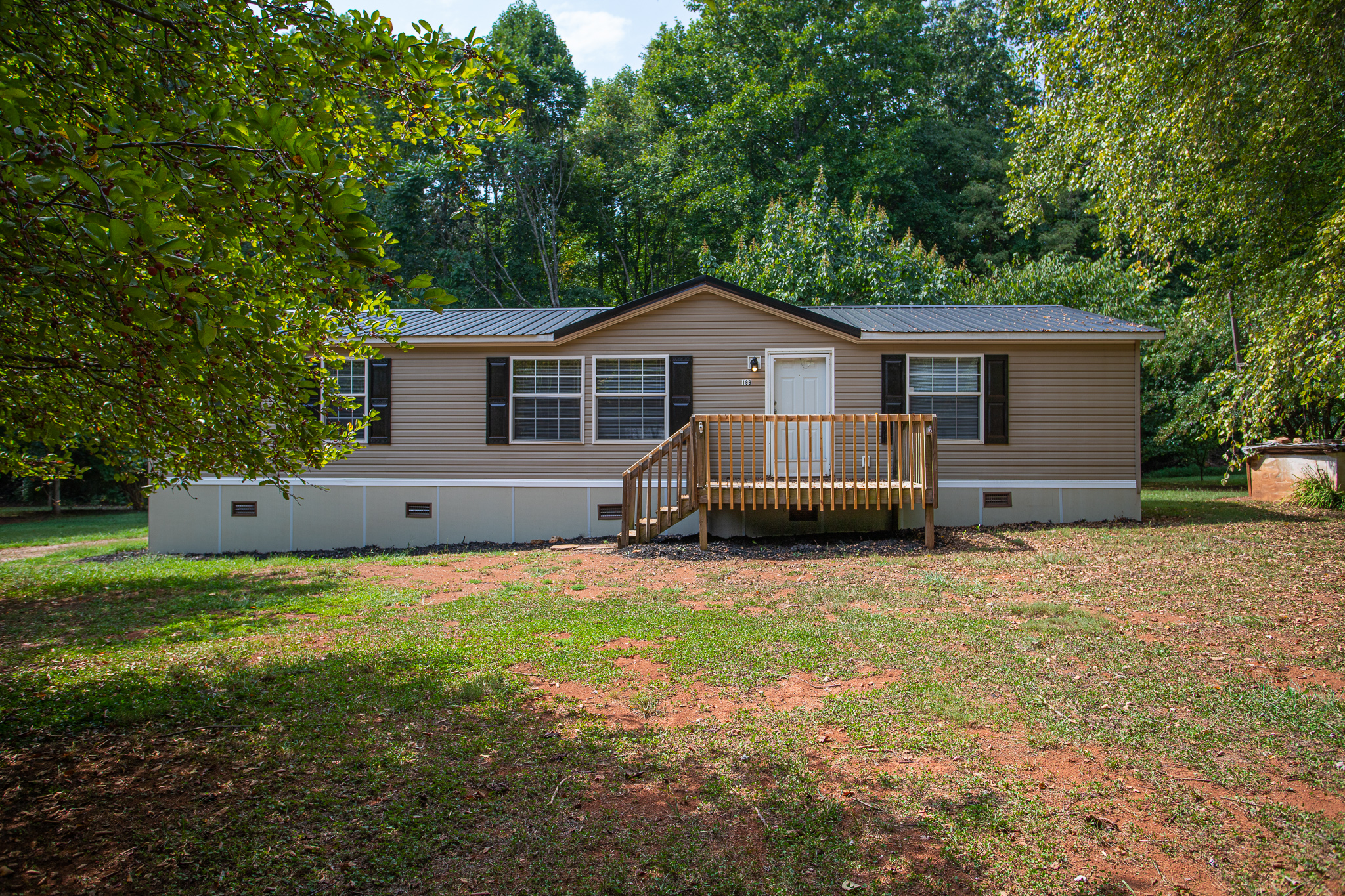Move-In Ready Home with a Picture Perfect 5 Acre Lot in Franklin County!